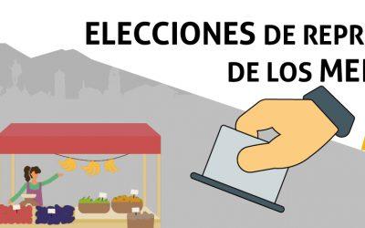 Elecciones de Representantes de los Mercadillos